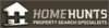 Home Hunts logo