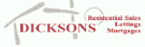 Dicksons Estate Agents Logo