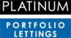 Platinum Portfolio Lettings Logo