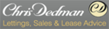 Chris Dedman Logo