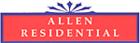Allen Residential Logo