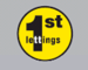 1st Lettings logo