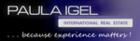 Paula Igel International Real Estate logo