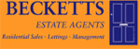 Becketts Estate Agents Logo