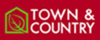 Town & Country logo