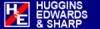Huggins Edwards & Sharp logo