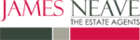James Neave The Estate Agents logo