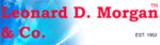 Leonard D Morgan and Co Logo