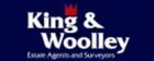 King & Woolley logo