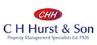 CH Hurst & Son logo
