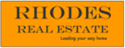 Rhodes Real Estate logo