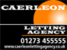Caerleon Letting Agency logo