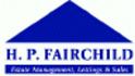 HP Fairchild logo