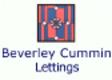 Beverley Cummin Lettings Ltd Logo