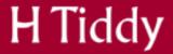 H Tiddy Logo