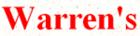 Warrens logo