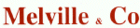 Melville and Co logo