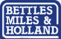 Bettles, Miles & Holland Logo