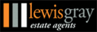 Lewis Gray Estate Agents logo