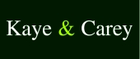 Kaye & Carey logo