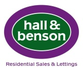 Hall & Benson - Belper, DE56