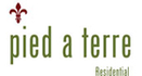 Pied a Terre Residential Logo