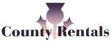 County Property Rentals Logo