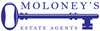 Moloney's Estate Agents logo