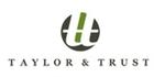 Taylor & Trust Logo