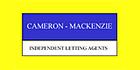 Cameron Mackenzie Lettings logo