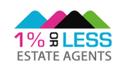 1% or Less logo