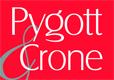 Pygott & Crone - New Homes Logo