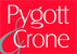 Pygott & Crone - New Homes logo