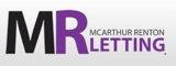 McArthur Renton Letting Ltd Logo