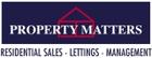 Property Matters (London) Ltd, E14