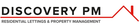 Discovery Property Management logo