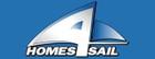Logo of Homes4Sail