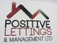Positive Lettings and Management Ltd logo