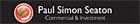 Paul Simon Seaton Commercial logo