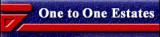One To One Estates Logo