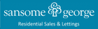 Sansome & George Residential Sales and Lettings logo