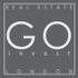 Go Invest London logo