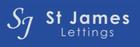 St James Lettings logo