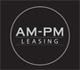 AM PM Leasing logo