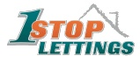 1 Stop Lettings logo
