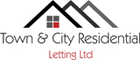 Town and City Residential Letting logo