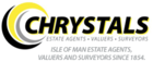 Chrystals Estate Agents logo