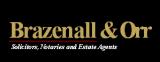 Brazenall and Orr Logo