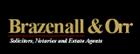 Brazenall and Orr, DG1