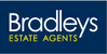 Bradleys Estate Agents, Sidmouth logo